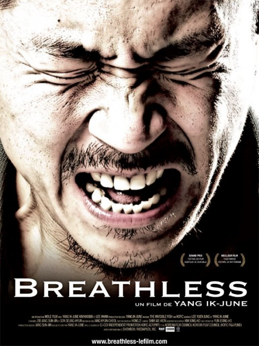 Breathless : affiche Ik-june Yang