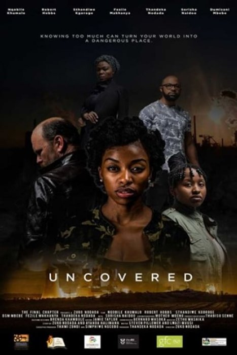 Uncovered : Affiche