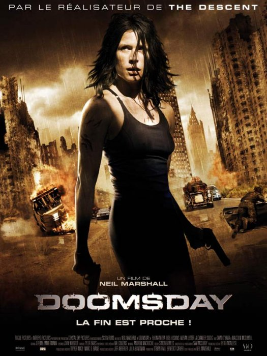 Doomsday : Affiche Neil Marshall