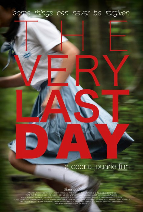 The Very Last Day : Affiche