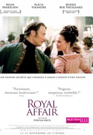 Affiche de Royal Affair
