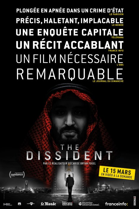 The Dissident : Affiche