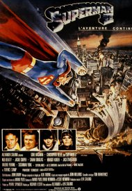 Affiche de Superman II