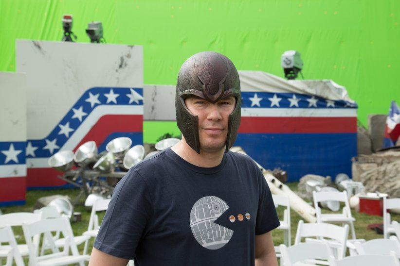 X-Men: Days of Future Past : Photo Bryan Singer