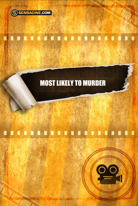 Most Likely to Murder : Affiche