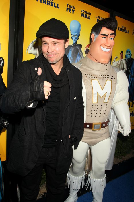 Megamind : Photo Brad Pitt