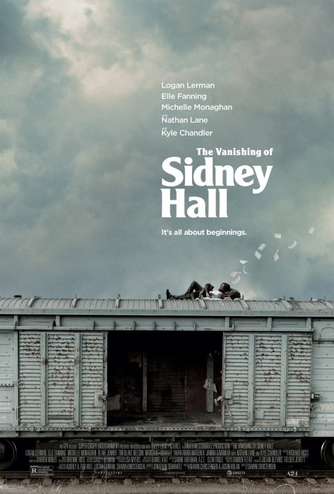 The Vanishing of Sidney Hall : Affiche