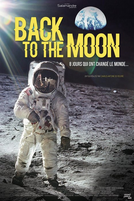 Back To The Moon : Affiche