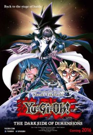 Affiche de Yu-Gi-Oh! The Dark Side Of Dimensions
