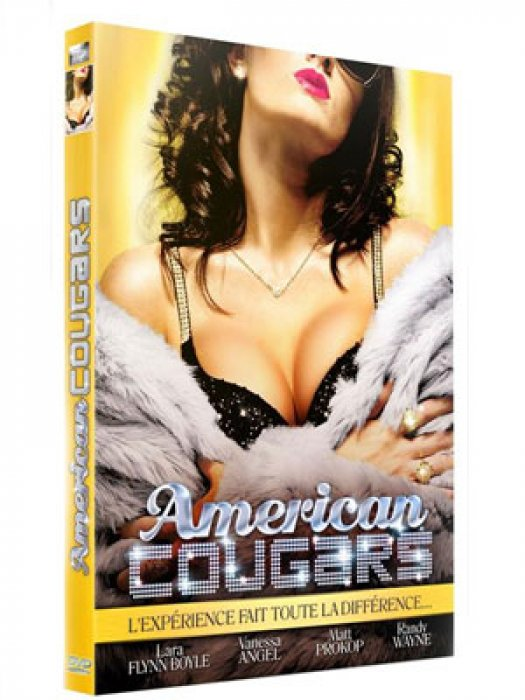 American Cougars : Affiche