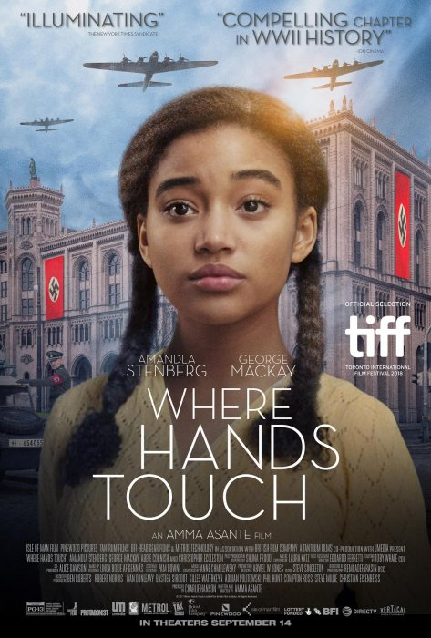 Where Hands Touch : Affiche