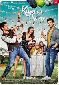 Affiche de Kapoor and Sons