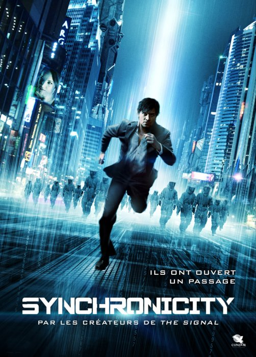 Synchronicity : Affiche