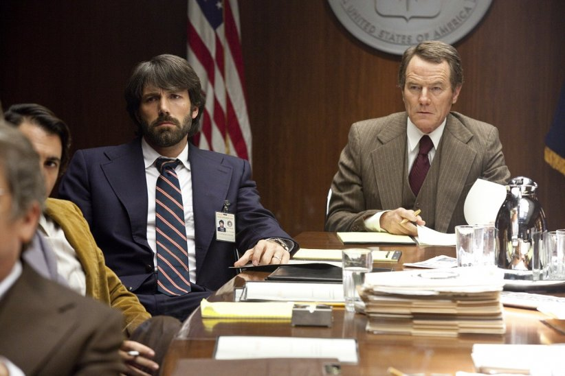 Argo : photo Ben Affleck, Bryan Cranston