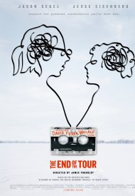 Affiche de End of the Tour