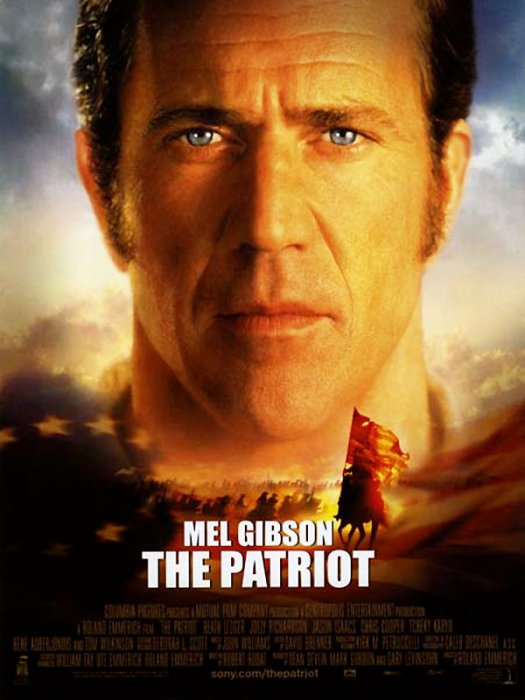 The Patriot, le chemin de la liberté : Affiche