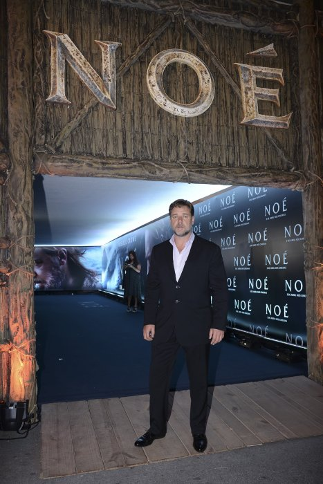 Noé : Photo promotionnelle Russell Crowe