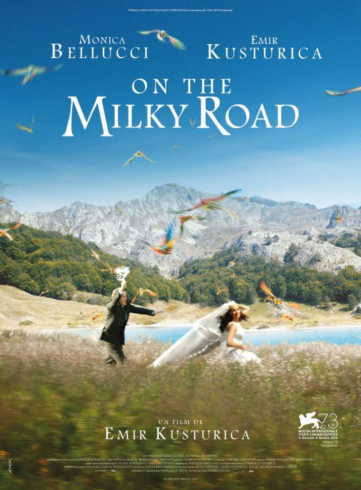 On the Milky Road : Affiche