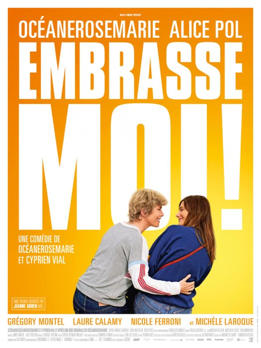 Embrasse-moi ! : Affiche