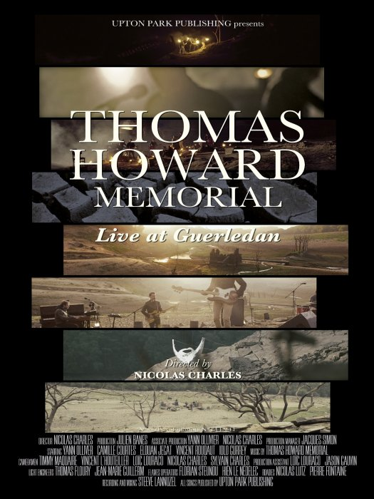 Thomas Howard Memorial - Live at Guerledan : Affiche