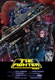 Affiche de Star Wars: TIE Fighter