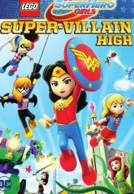 Affiche de Lego DC Super Hero Girls: Super-Villain High