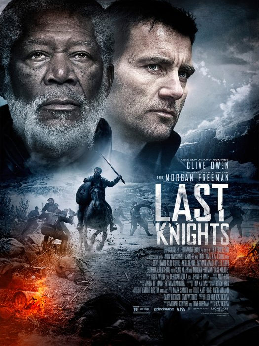 Last Knights : Affiche