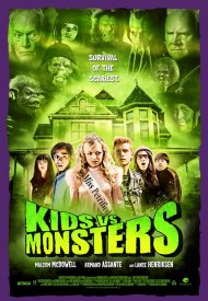 Affiche de Kids vs Monsters