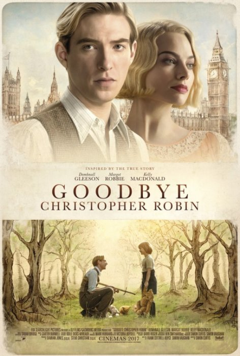 Goodbye Christopher Robin : Affiche