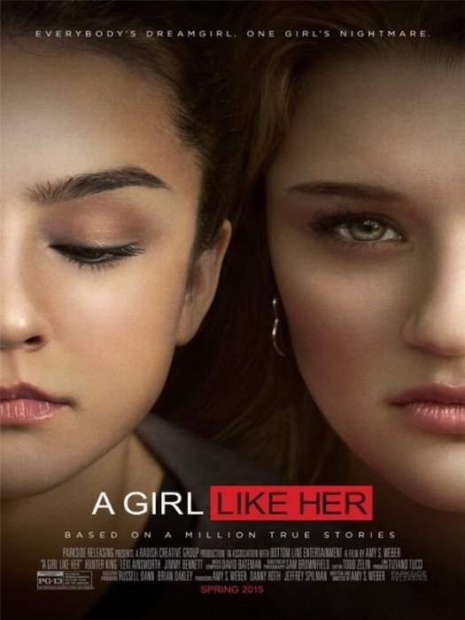 A Girl Like Her : Affiche
