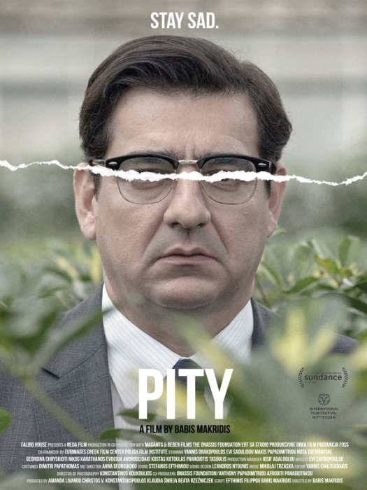 Pity : Affiche