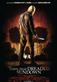 Affiche de The Town That Dreaded Sundown