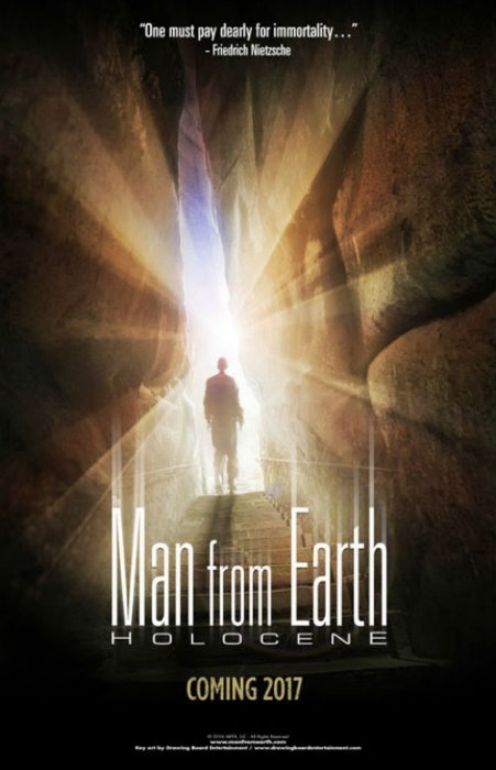 The Man From Earth: Holocene : Affiche