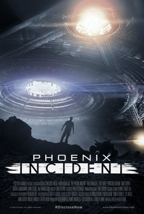 The Phoenix Incident : Affiche