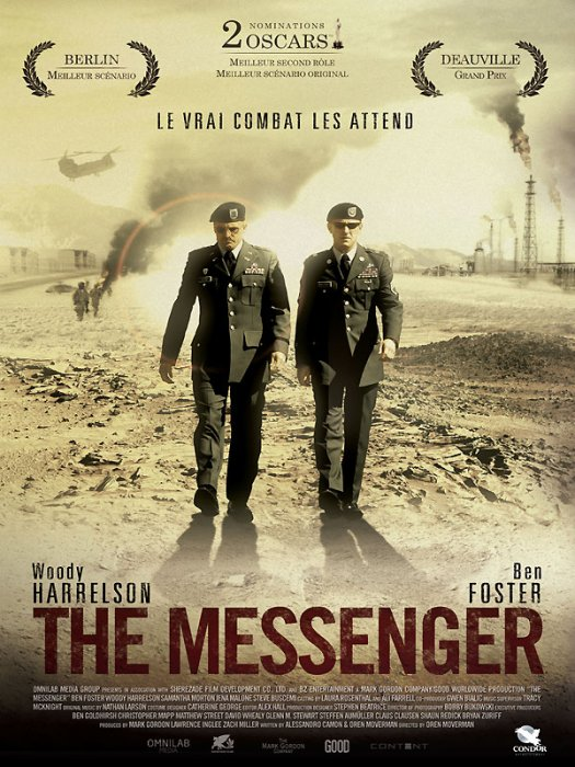 The Messenger : Affiche