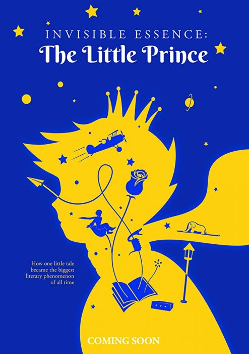 Invisible Essence: The Little Prince : Affiche