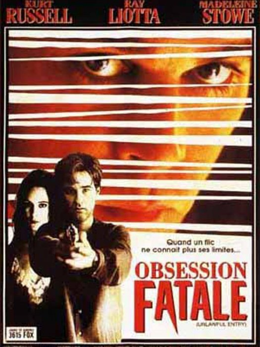 Obsession fatale : Affiche