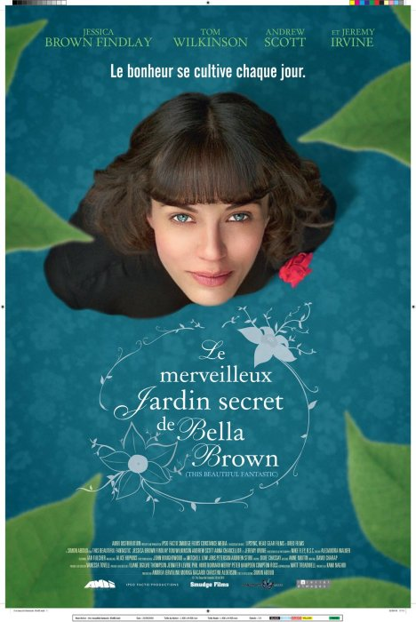 Le Merveilleux Jardin Secret de Bella Brown : Affiche