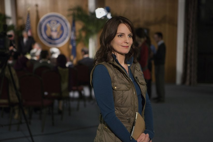 Whiskey Tango Foxtrot : Photo Tina Fey