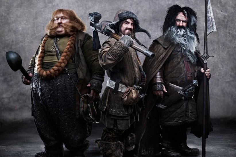 Le Hobbit : un voyage inattendu : photo James Nesbitt, Stephen Hunter, William Kircher