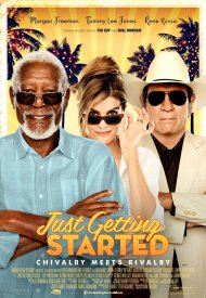 Affiche de Just Getting Started