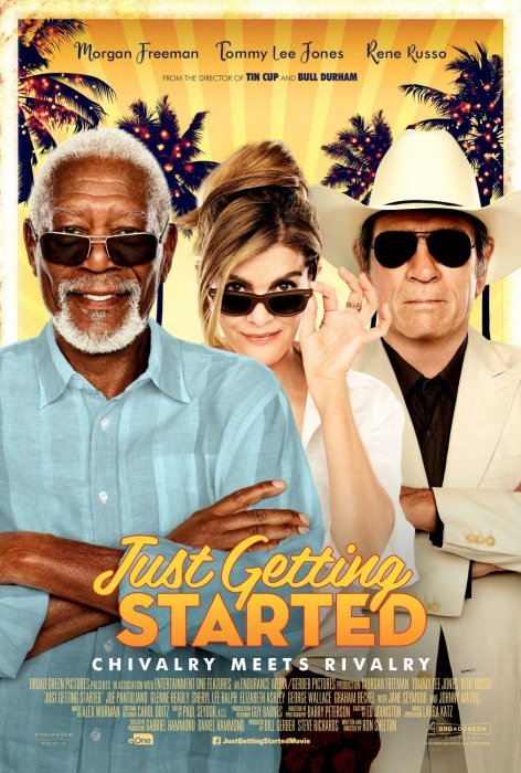 Just Getting Started : Affiche