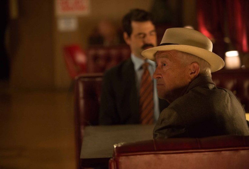 Lucky : Photo David Lynch, Ron Livingston