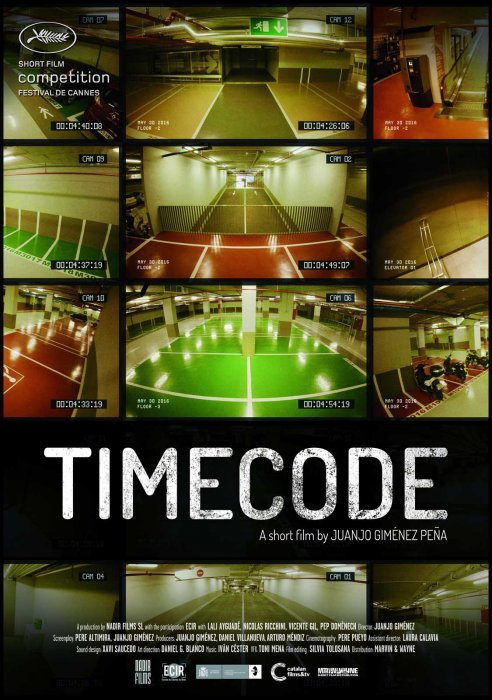 Timecode : Affiche