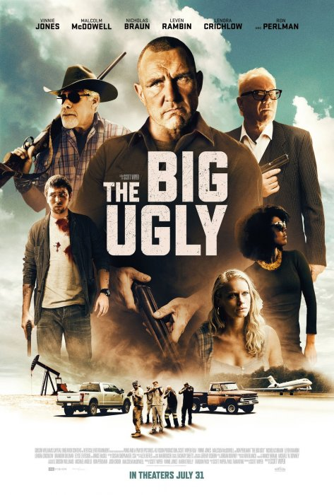 The Big Ugly : Affiche