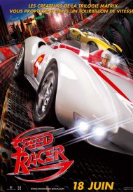 Affiche de Speed Racer