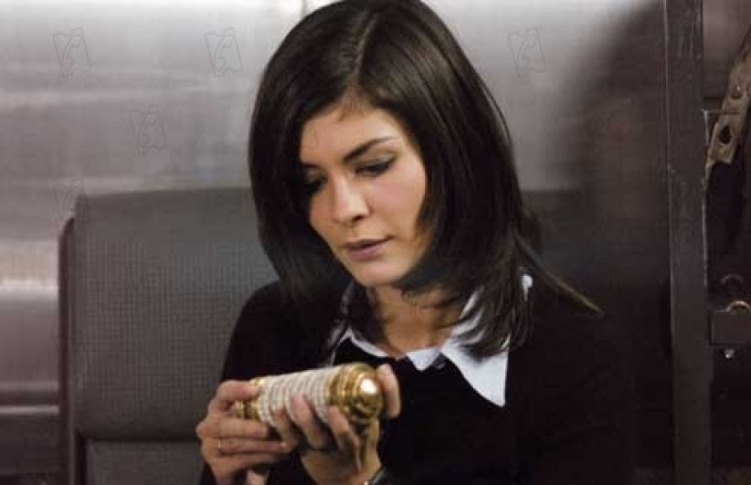 Da Vinci Code : Photo Audrey Tautou, Ron Howard