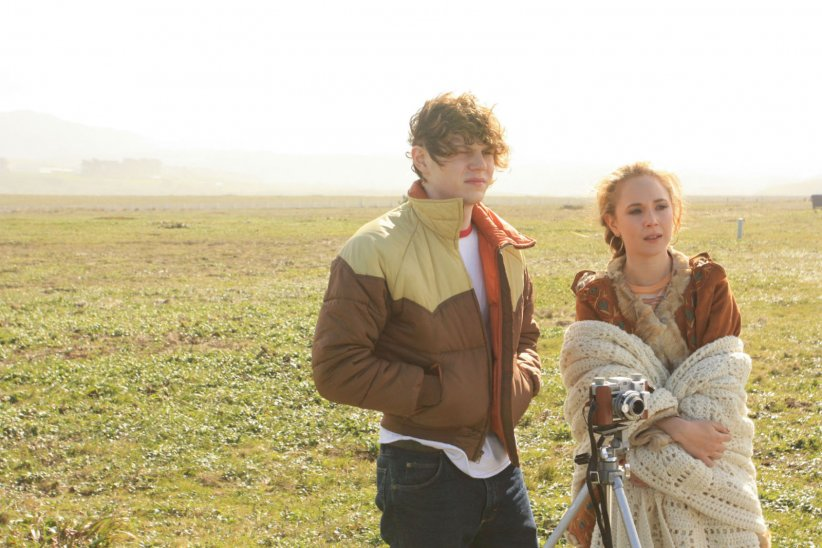 Safelight : Photo Evan Peters, Juno Temple