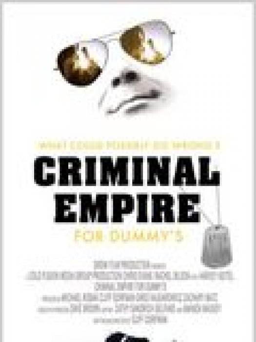 Criminal Empire for Dummies : Affiche