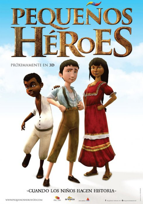 Little Heroes : Affiche